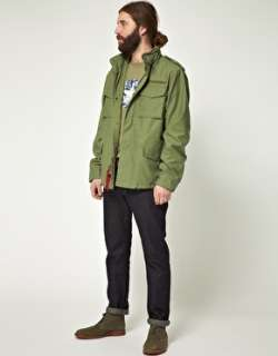 Alpha Industries  Alpha Industries M65 Field Jacket at ASOS