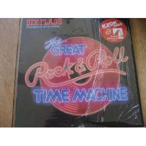 THE GREAT ROCK & ROLL TIME MACHINE various artists Music