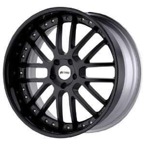Petrol Wheels Seville Matte Black Wheel (19x8.5/5x112mm