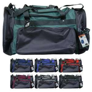 Anaconda Sports DTRAV Deluxe Travel Bag Solid Black