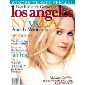 Los Angeles Magazine   February 1999 Melanie Griffih