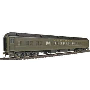 Walthers 10301 HO Pullman Heavyweight 28 1 Parlor Car   Ready to Run