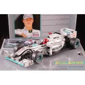 Scalextric 1/32 Slot Car, Formula 1 Mercedes Benz Ltd Ed