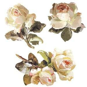 Wallies 12530 Anna Griffin Charlotte Roses Wallpaper