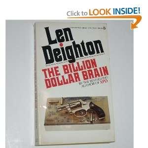 Billion Dollar Brain (9780425053553): Len Deighton: Books