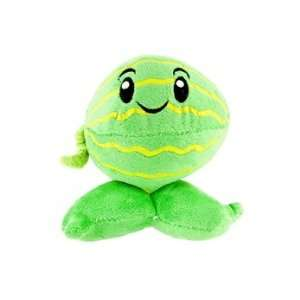 Plants Vs Zombies Watermelon Shaped Soft Plush (Green