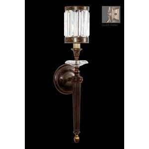 Fine Art Lamps 605750 2ST Eaton Place Silver Leaf Wall