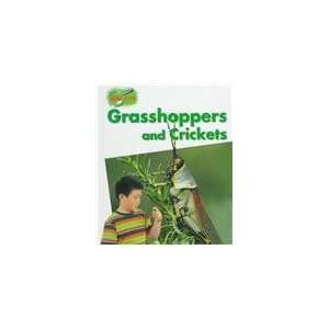 Grasshoppers and Crickets (Minipets) (9780817255909