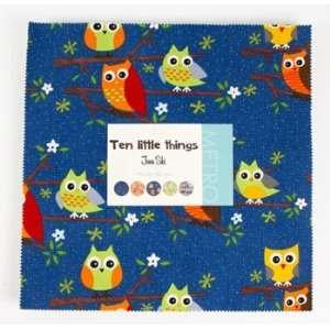 Ten Little Things Layer Cake 30500LC Moda Precuts Arts
