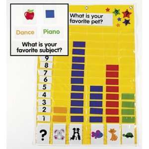 Bar Graph Pocket Chart   Teacher Resources & Flip & Pocket