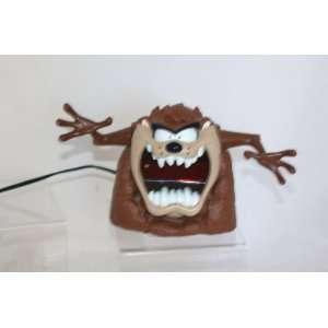 Westclox TAZ Tasmanian Devil Looney Tunes Digital Alarm