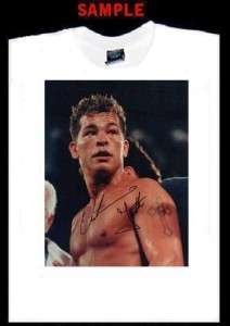 ARTURO GATTI CUSTOM PHOTO T SHIRT TEE boxing boxer 442