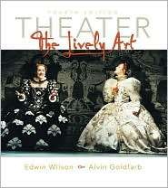 Theater The Lively Art W. CD ROM and Theatergoers Guide, (0072462817