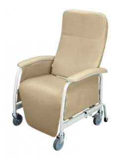 Lumex 565wG EXTRA WIDE Preferred Care Recliner Geri Chair NEW