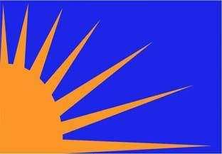 IRISH REPUBLICAN BROTHERHOOD FLAG FRIDGE MAGNET