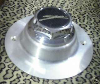PRIME XL Wheel Center Cap Part #NAC IB on back of chrome hub
