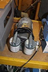 GAST 0522 V31 G18DX VACUUM PUMP COMPRESSOR