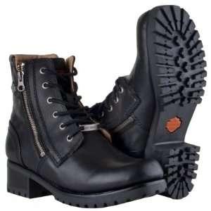 Legend Boot Shop - Woman Harley Davidson Shoes Anjolie D8300