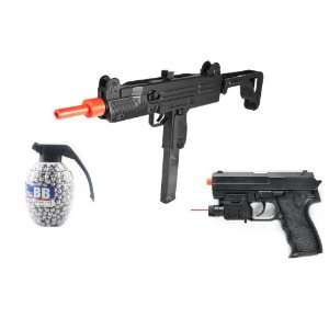 cheap airsoft machine gun