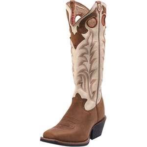 Mens Tony Lama 3R Rojo Bridle Western Boots #RR1000
