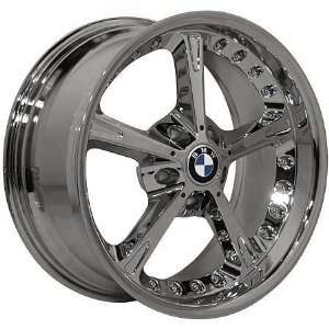 BMW Z8 18 Inch Chrome Deep Dish Wheels Wheels Rims 1968 1969 1970 1971
