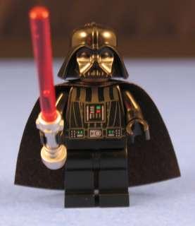 LEGO® STAR WARS 10212 DARTH VADER + Lightsaber & Cape Imperial