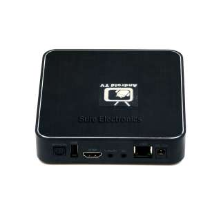 Full HD 1080P HDMI Google Android 2.3 Wifi Media Player Internet TV