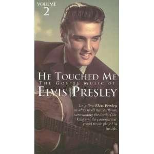 Gospel Music of Elvis Presley V02 [VHS] Elvis Presley Movies & TV