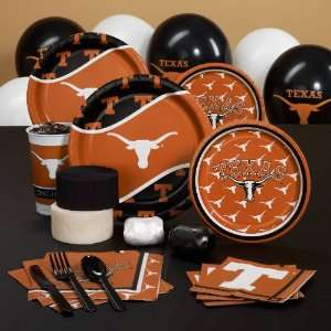 Texas Longhorns College Party Pack for 8 Toys & Games