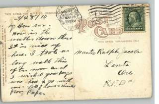 Old PostcardMt ShepherdMontana Rocky MountainsMT