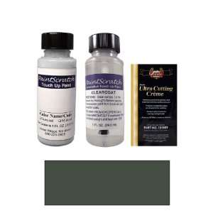 1 Oz. Medium Platinum Metallic Paint Bottle Kit for 1996