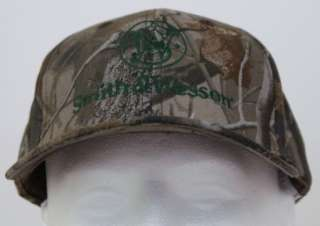 Smith & Wesson Hat Cap RealTree Hardwoods Camo NEW