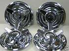 GM Chevy Rally Wheel Spinner Caps 66 Wire Wheel 15 14
