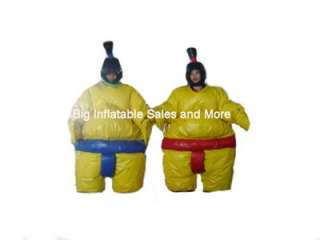 YOUTH SUMO WRESTLING SUITS FOAM FILLED COMMERCIAL GRADE
