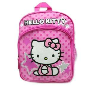 New Sanrio Hello Kitty Pink Mini Backpack with Star School Bag (JoyAve
