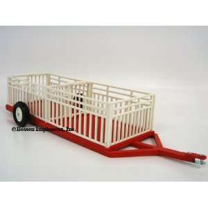 Livestock Trailer red Toys & Games