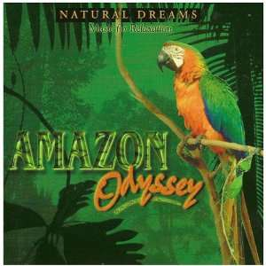 ODYSSEY Natural Dreams (Music For Relaxation) Various Music