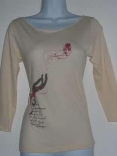 NEWTG DIY American Apparel yoga Gandhi Hand shirt top