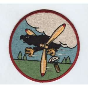 89th Bomb Squadron 5 Patch
