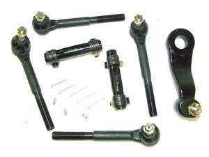 PITMAN ARM & TIE ROD ENDS GMC K1500 K2500 1988 1999 4X4