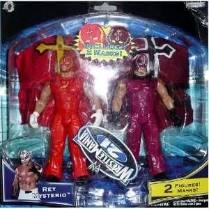 REY MYSTERIO   WWE Wrestling Exclusive Wrestlemania 21 2
