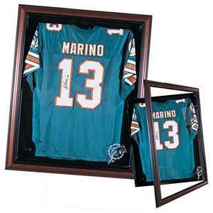 Jersey Display Case All NFL Team Logos Available