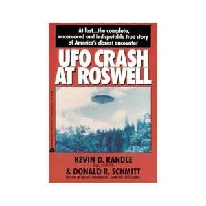 Ufo Crash at Roswell Randle/Schmitt Books