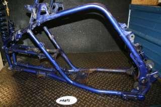 2005 Yamaha Raptor 660 Frame Chassis Complete Stock