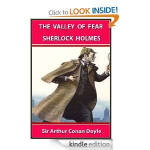 THE VALLEY OF FEAR  SHERLOCK HOLMES   FUN MYSTERY & DETECTIVE CLASSIC