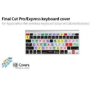 Pro/Express Keyboard Cover for Apple Ultra Thin Compact Wired Keyboard