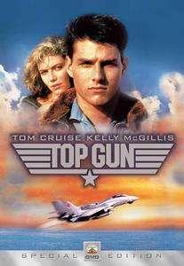 Top Gun 27 x 40 Movie Poster Tom Cruise, McGillis, F