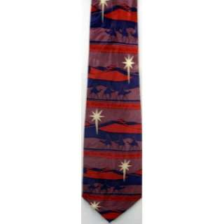 Wise Men Still Seek Him Silk Mens Neck Tie Christmas Christian