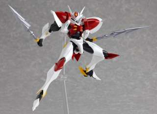 Japan Anime MAX Factory Figma Tekkaman Blade 13.5cm Action Figure NEW