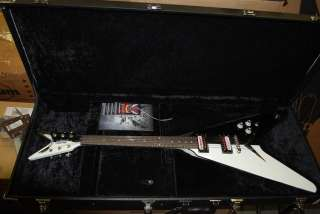 Dean Michael Schenker V MS Custom NEW Case Black White